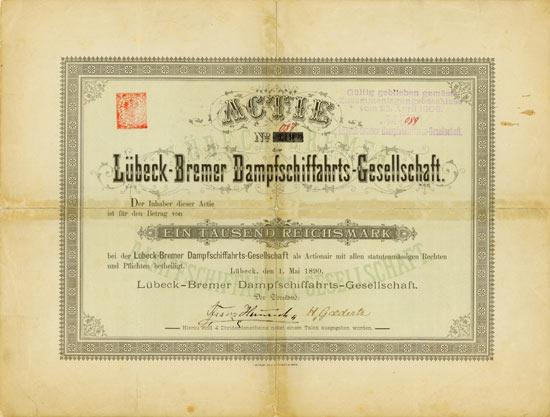 Lübeck-Bremer Dampfschiffahrts-Gesellschaft