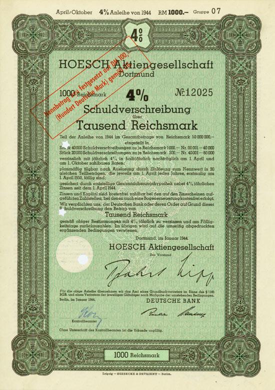 Hoesch AG
