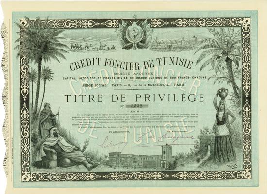 Crédit Foncier de Tunisie Société Anonyme