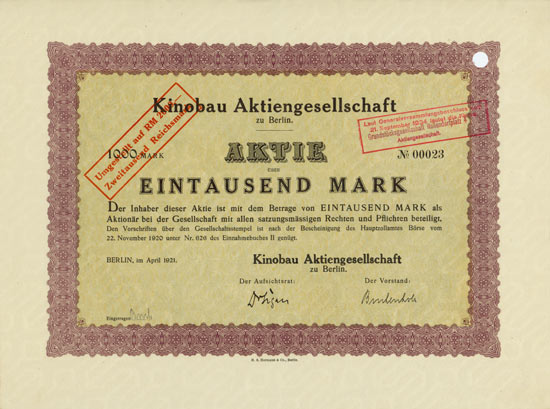 Kinobau AG