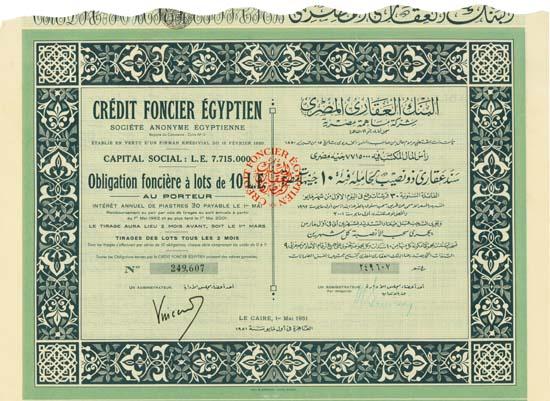 Crédit Foncier Égyptien