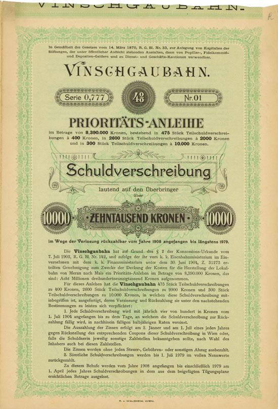 Vinschgaubahn