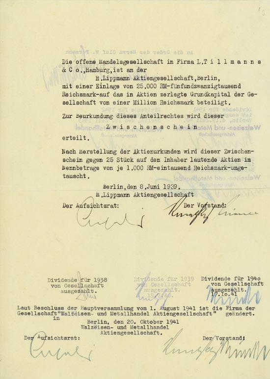 H. Lippmann AG