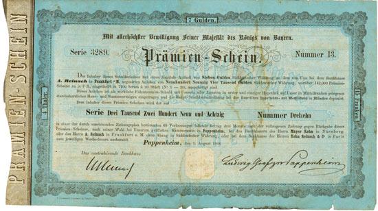 Ludwig Graf zu Pappenheim