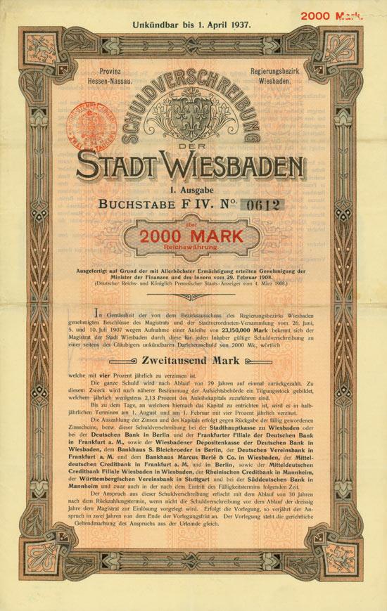 Stadt Wiesbaden