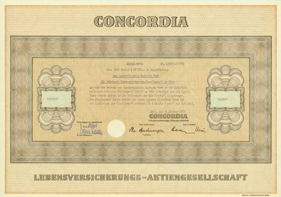 Concordia Lebensversicherungs-AG