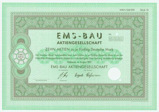 Ems-Bau AG