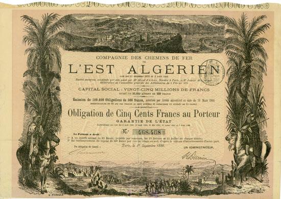 Compagnie des Chemins de Fer de l'Est Algérien