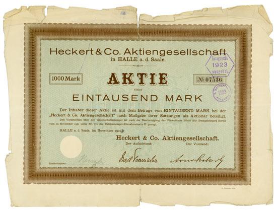 Heckert & Co. AG