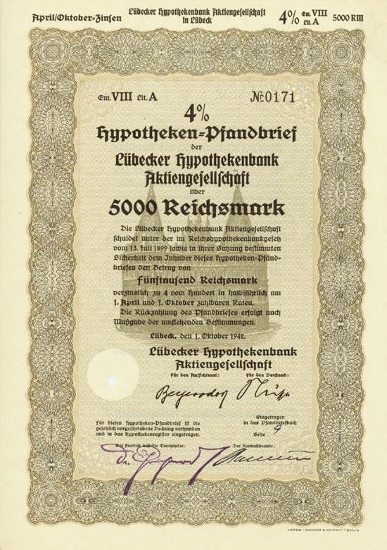 Lübecker Hypothekenbank AG