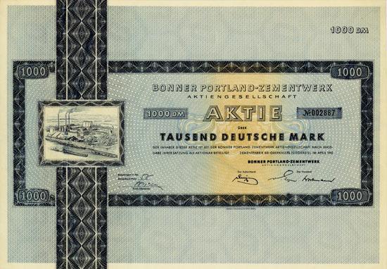 Bonner Portland-Zementwerk AG