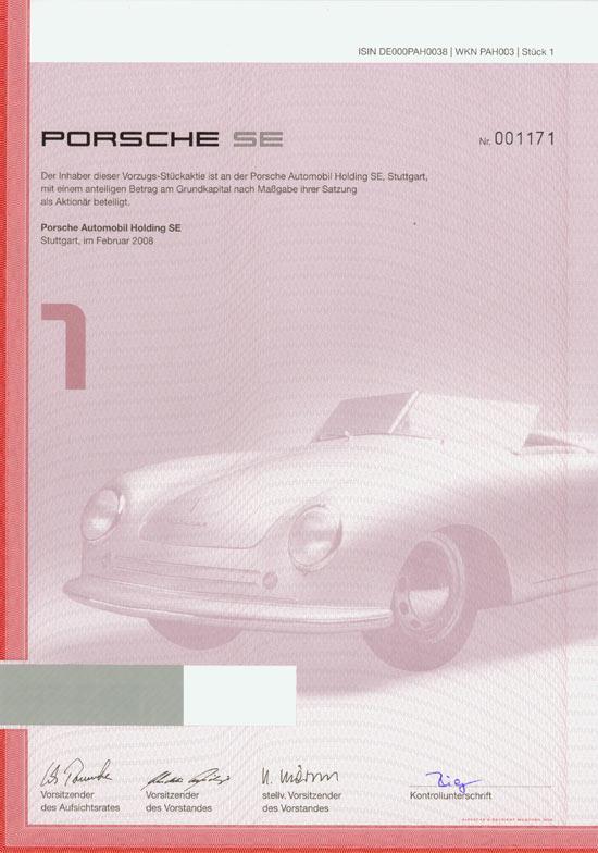 Porsche SE