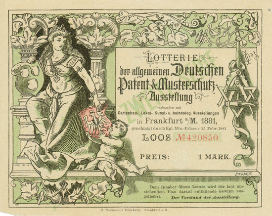 Allgemeine Deutsche Patent & Musterschutz-Ausstellung [11 Stück]