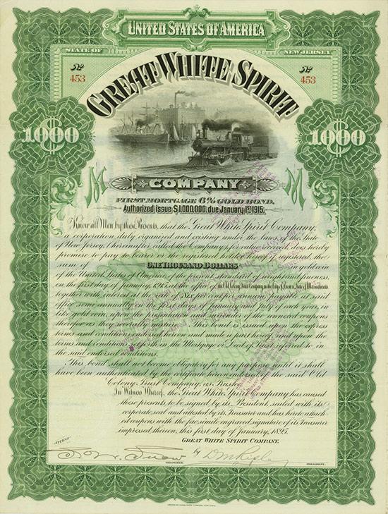 Great White Spirit Company