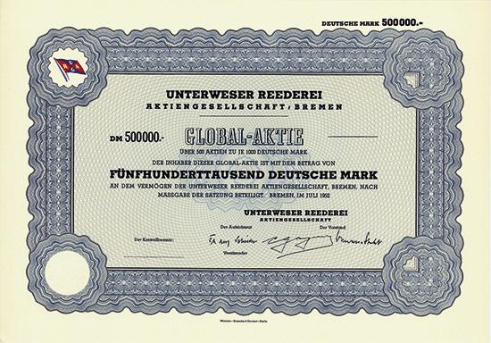 Unterweser Reederei AG