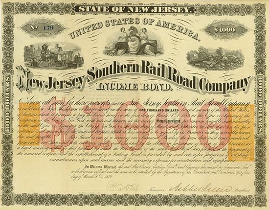 New Jersey Southern Rail Road Company
