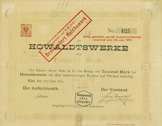 Howaldtswerke