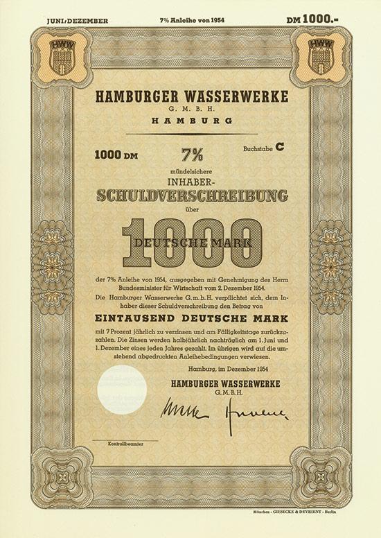 Hamburger Wasserwerke G.m.b.H.