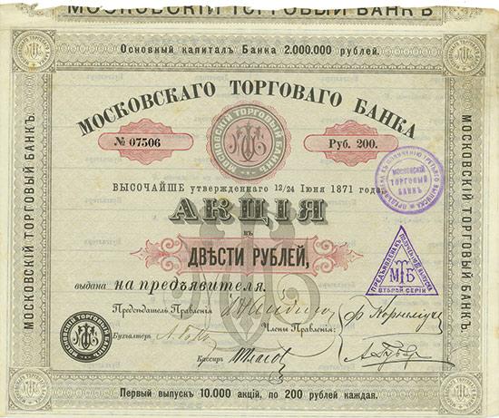 Moskauer Handelsbank