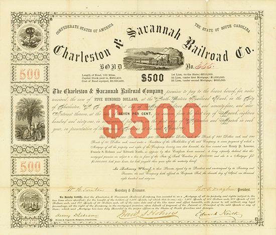 Charleston & Savannah Railroad