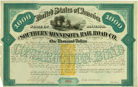 Southern Minnesota Rail Road Co.
