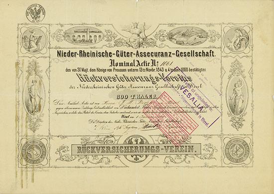 Nieder-Rheinische-Güter-Assecuranz-Gesellschaft (Rückversicherungs-Verein)