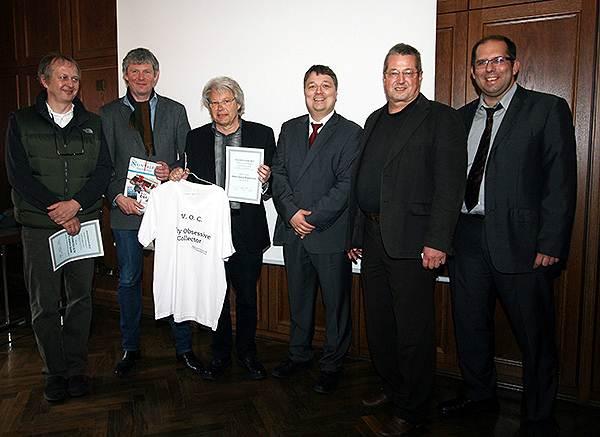 Journalistenpreis Historische Wertpapiere und Finanzgeschichte 2013