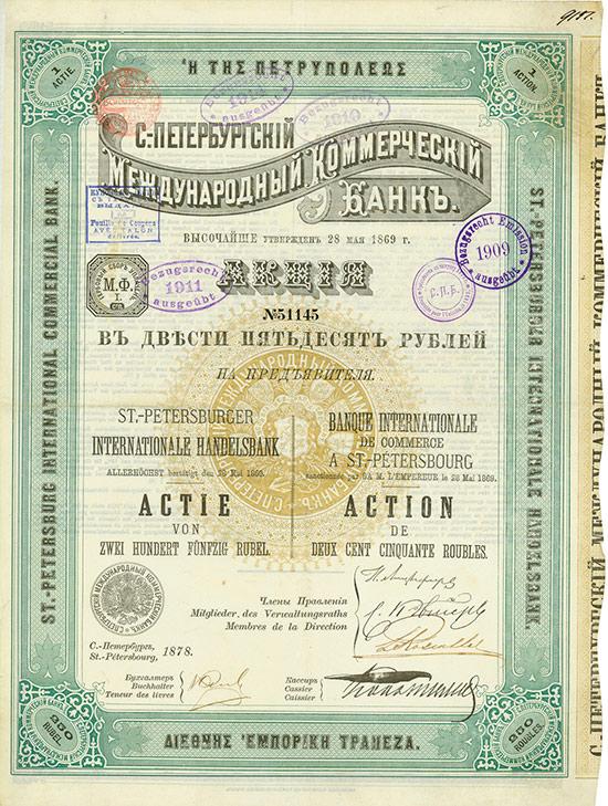 St.-Petersburger Internationale Handelsbank