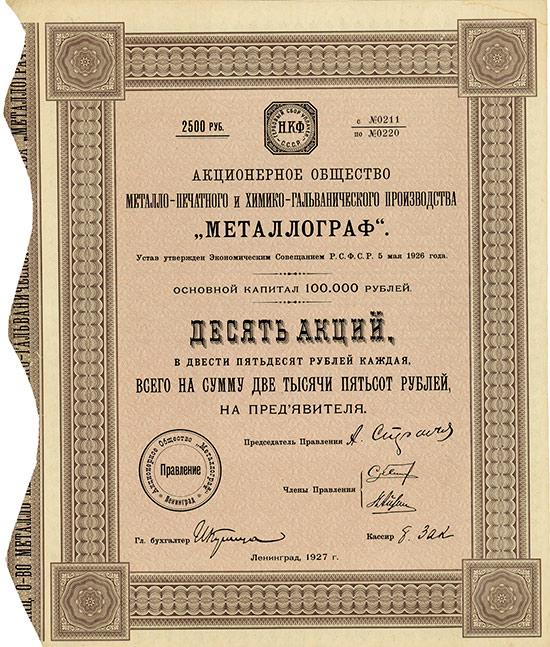 Aktiengesellschaft für Metalldruck und chemisch-galvanische Produktion