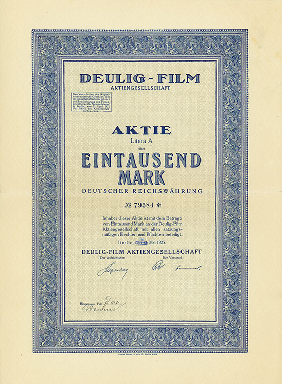 Deulig-Film AG