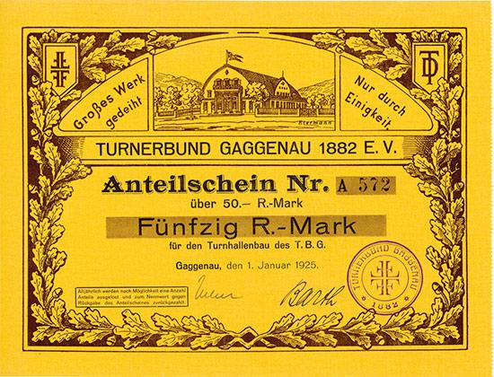 Turnerbund Gaggenau 1882 e.V.