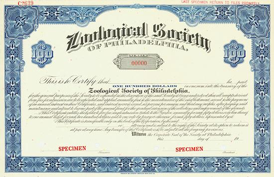 Zoological Society of Philadelphia