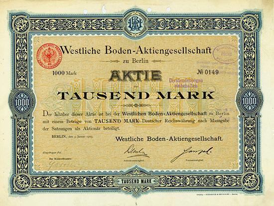 Westliche Boden-AG