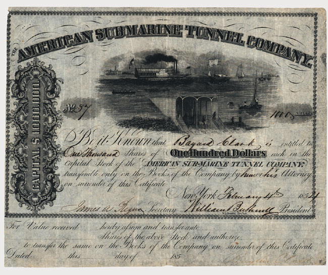 American Submarine Tunnel Company