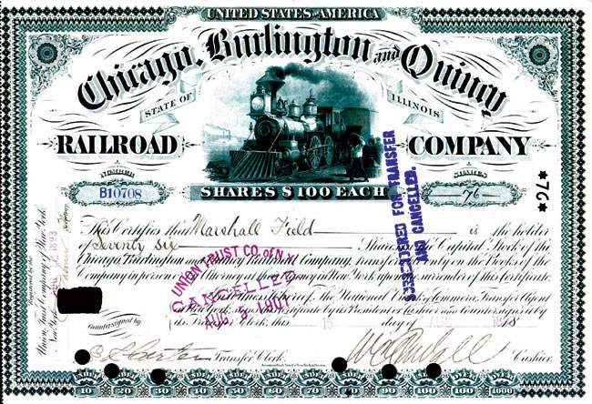 Chicago, Burlington & Quincy Railroad