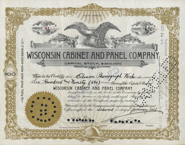 Wisconsin Cabinet and Panel Company
