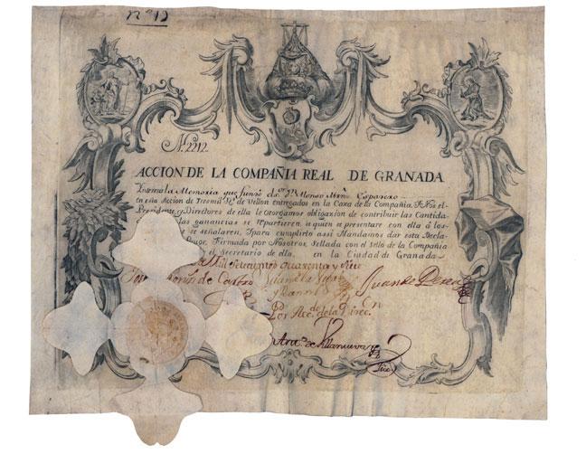 Compañia Real de Granada