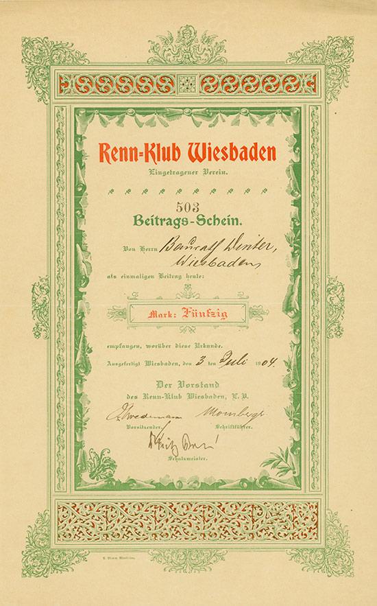 Renn-Klub Wiesbaden e.V.