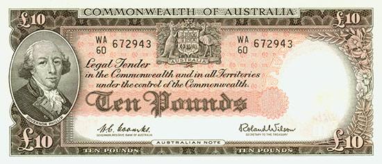 Australia - Reserve Bank - Pick 36a