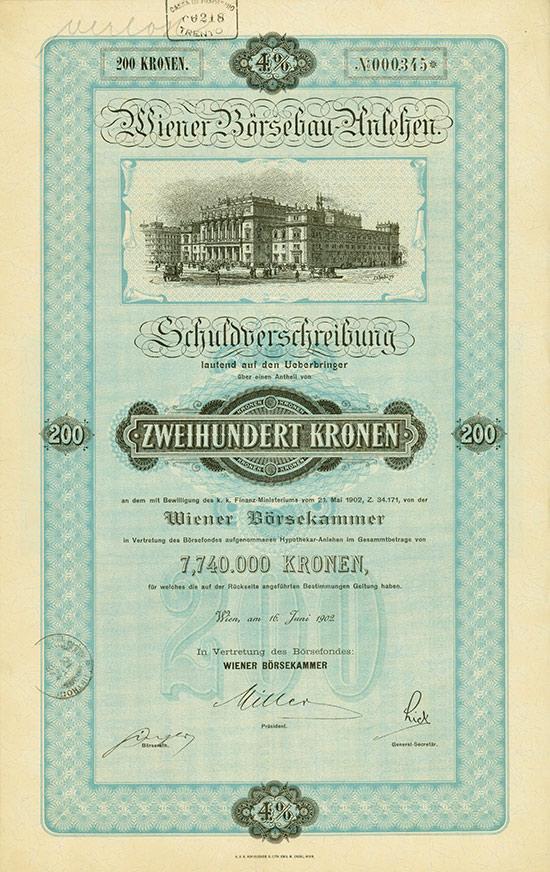 Wiener Börsenkammer