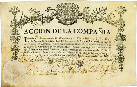 Real Compañia Guipuzcoana de Caracas