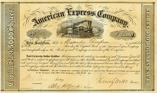 American Express-Sammlung [40 Stück]