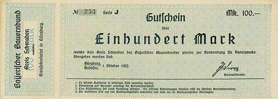 Bayerischer Bauernbund Kreis Schwaben