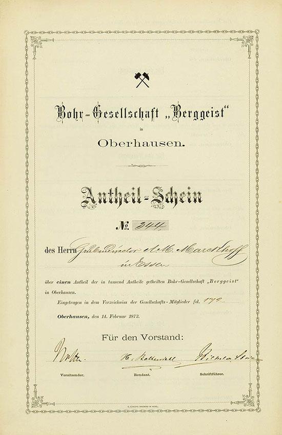 Bohr-Gesellschaft