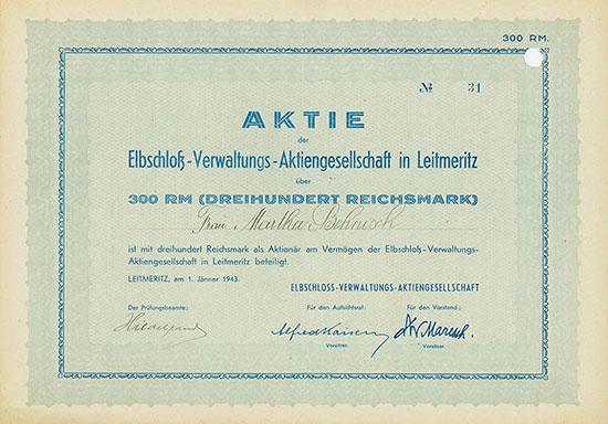 Elbschloß-Verwaltungs-AG