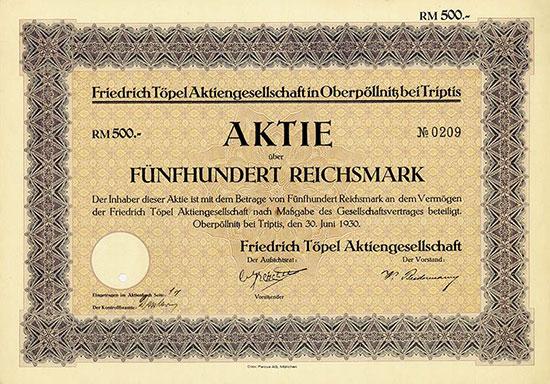 Friedrich Töpel AG
