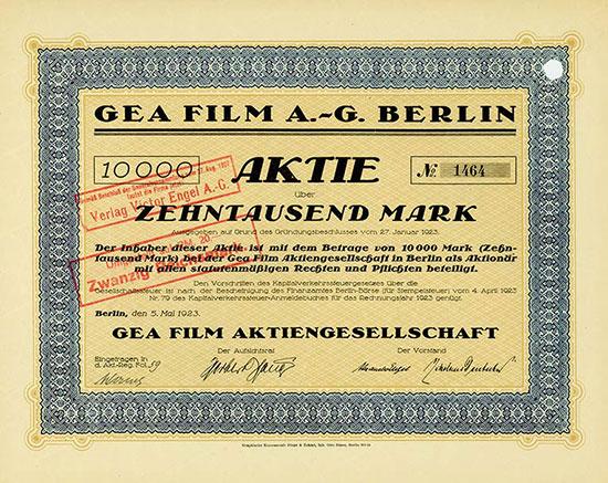 GEA Film AG