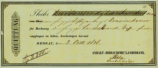 Anhalt-Dessauische Landesbank