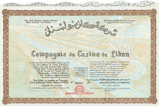 Compagnie du Casino du Liban