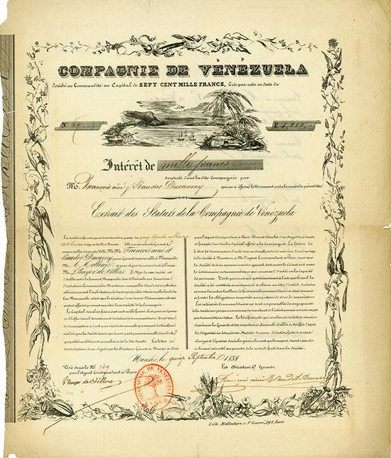 Compagnie de Vénézuela
